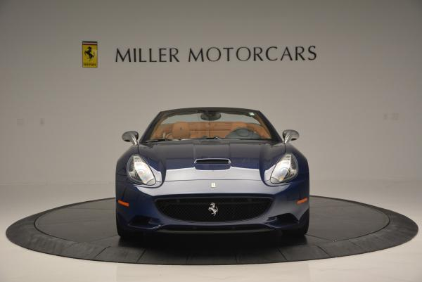 Used 2013 Ferrari California 30 for sale Sold at Bentley Greenwich in Greenwich CT 06830 12