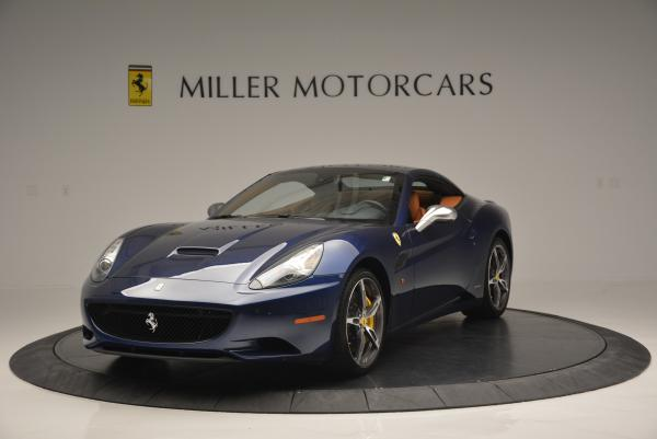 Used 2013 Ferrari California 30 for sale Sold at Bentley Greenwich in Greenwich CT 06830 13