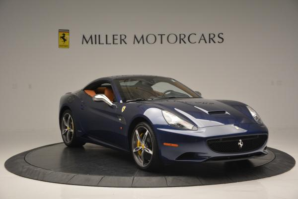 Used 2013 Ferrari California 30 for sale Sold at Bentley Greenwich in Greenwich CT 06830 23