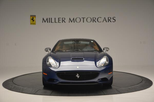 Used 2013 Ferrari California 30 for sale Sold at Bentley Greenwich in Greenwich CT 06830 24