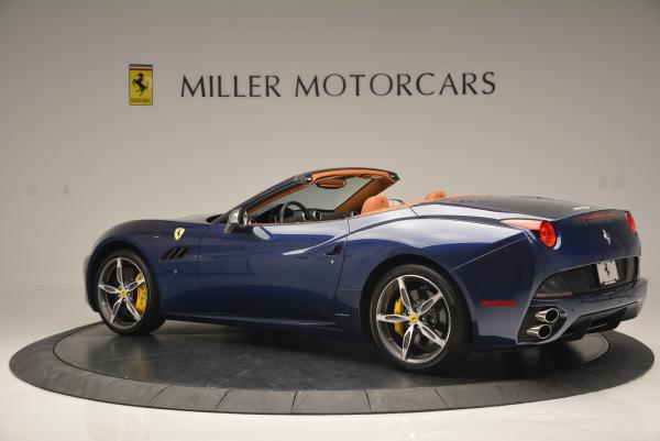 Used 2013 Ferrari California 30 for sale Sold at Bentley Greenwich in Greenwich CT 06830 4