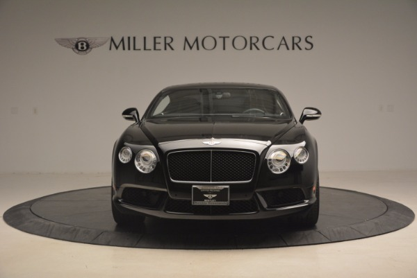Used 2013 Bentley Continental GT V8 for sale Sold at Bentley Greenwich in Greenwich CT 06830 12
