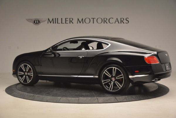 Used 2013 Bentley Continental GT V8 for sale Sold at Bentley Greenwich in Greenwich CT 06830 4