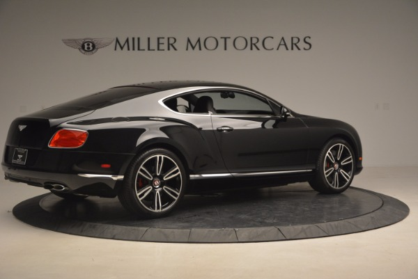 Used 2013 Bentley Continental GT V8 for sale Sold at Bentley Greenwich in Greenwich CT 06830 8