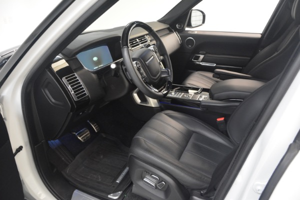 Used 2015 Land Rover Range Rover Supercharged for sale Sold at Bentley Greenwich in Greenwich CT 06830 17
