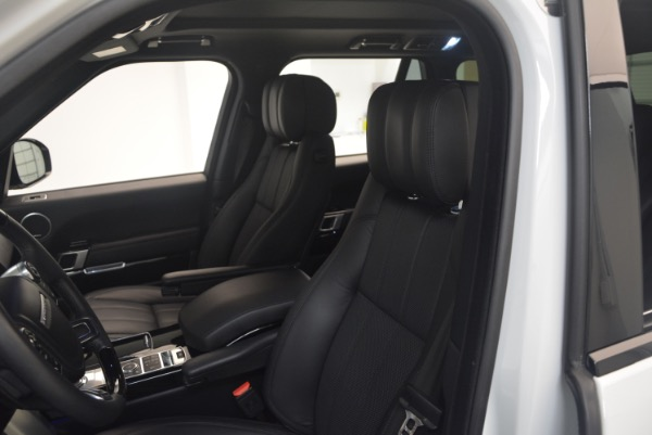 Used 2015 Land Rover Range Rover Supercharged for sale Sold at Bentley Greenwich in Greenwich CT 06830 19