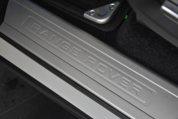 Used 2015 Land Rover Range Rover Supercharged for sale Sold at Bentley Greenwich in Greenwich CT 06830 20