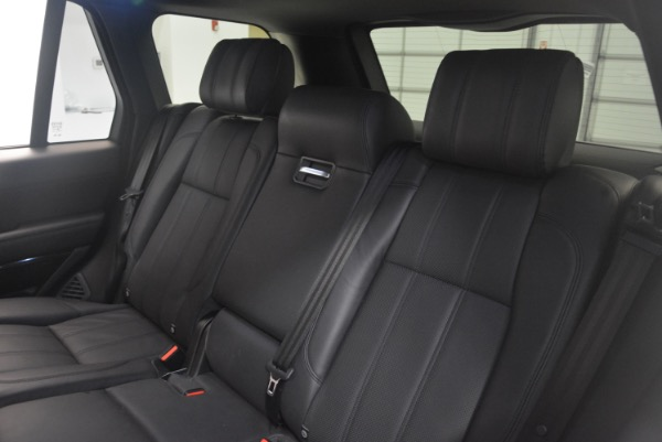 Used 2015 Land Rover Range Rover Supercharged for sale Sold at Bentley Greenwich in Greenwich CT 06830 25