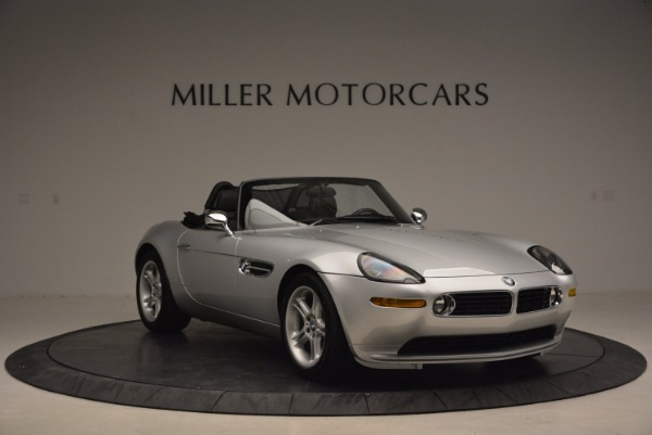 Used 2001 BMW Z8 for sale Sold at Bentley Greenwich in Greenwich CT 06830 11