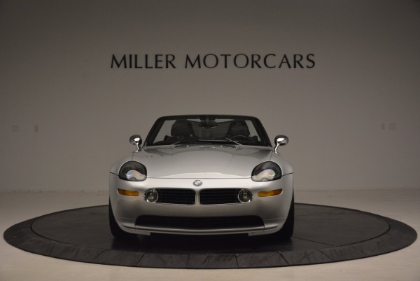 Used 2001 BMW Z8 for sale Sold at Bentley Greenwich in Greenwich CT 06830 12