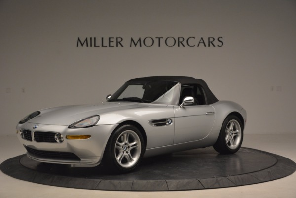 Used 2001 BMW Z8 for sale Sold at Bentley Greenwich in Greenwich CT 06830 14