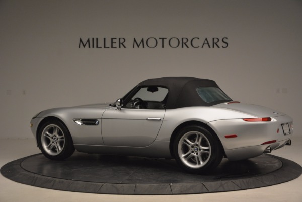 Used 2001 BMW Z8 for sale Sold at Bentley Greenwich in Greenwich CT 06830 16