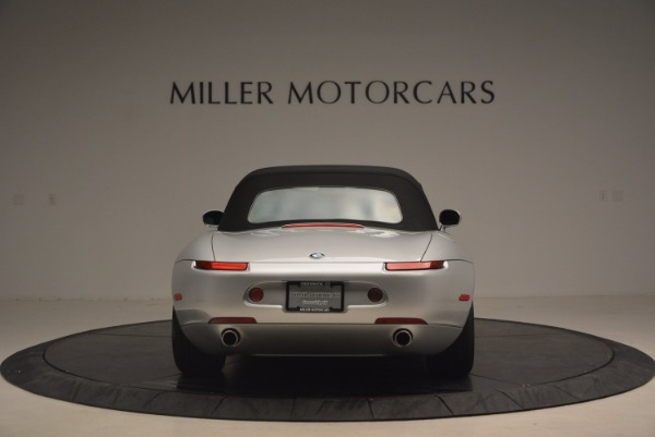Used 2001 BMW Z8 for sale Sold at Bentley Greenwich in Greenwich CT 06830 18