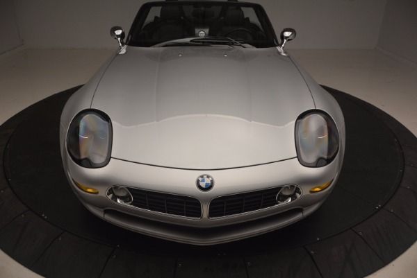 Used 2001 BMW Z8 for sale Sold at Bentley Greenwich in Greenwich CT 06830 25