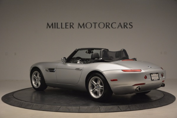 Used 2001 BMW Z8 for sale Sold at Bentley Greenwich in Greenwich CT 06830 5