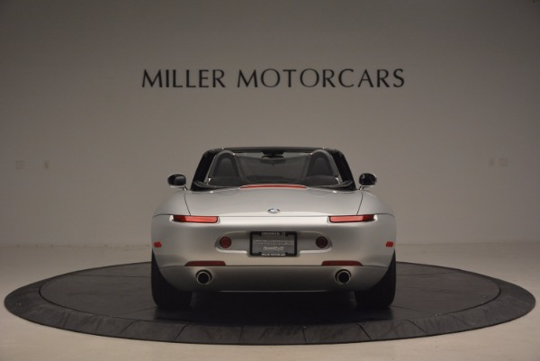 Used 2001 BMW Z8 for sale Sold at Bentley Greenwich in Greenwich CT 06830 6