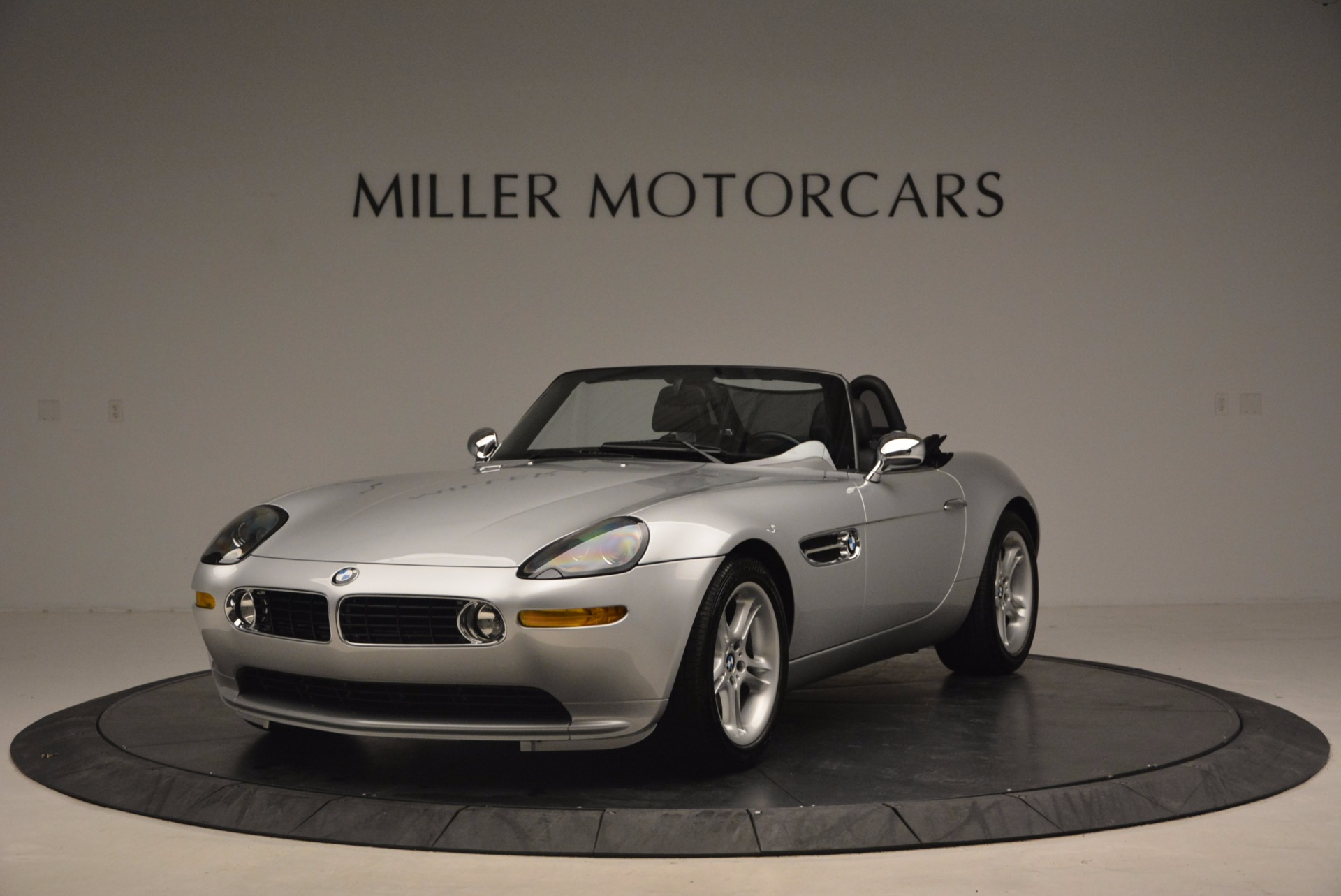 Used 2001 BMW Z8 for sale Sold at Bentley Greenwich in Greenwich CT 06830 1