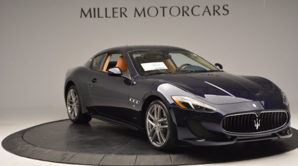 New 2017 Maserati GranTurismo Coupe Sport for sale Sold at Bentley Greenwich in Greenwich CT 06830 11