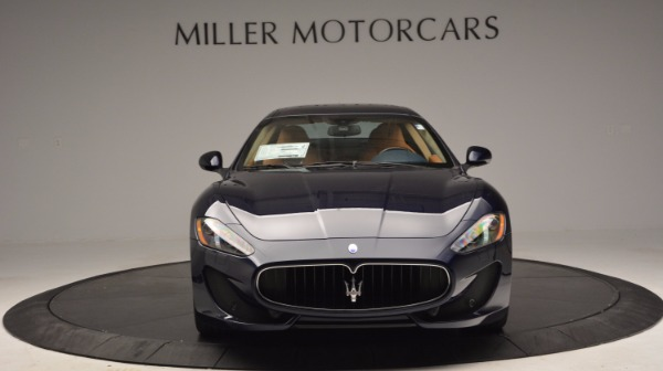 New 2017 Maserati GranTurismo Coupe Sport for sale Sold at Bentley Greenwich in Greenwich CT 06830 12