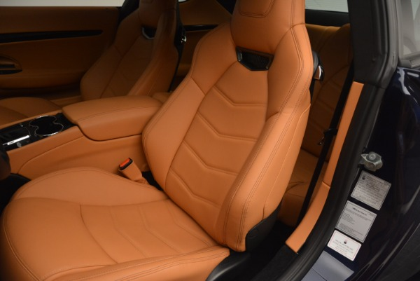 New 2017 Maserati GranTurismo Coupe Sport for sale Sold at Bentley Greenwich in Greenwich CT 06830 15