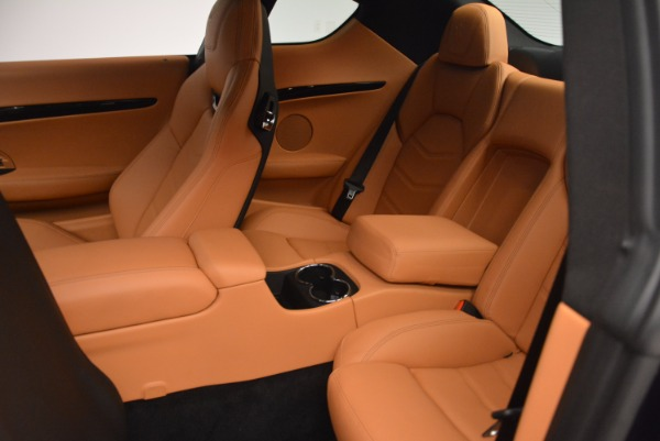 New 2017 Maserati GranTurismo Coupe Sport for sale Sold at Bentley Greenwich in Greenwich CT 06830 18