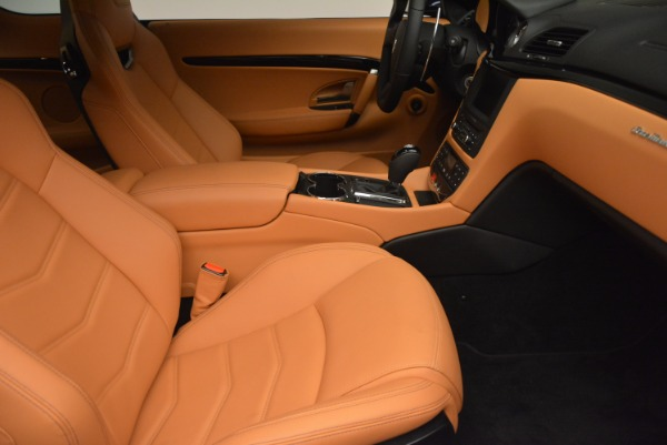 New 2017 Maserati GranTurismo Coupe Sport for sale Sold at Bentley Greenwich in Greenwich CT 06830 20
