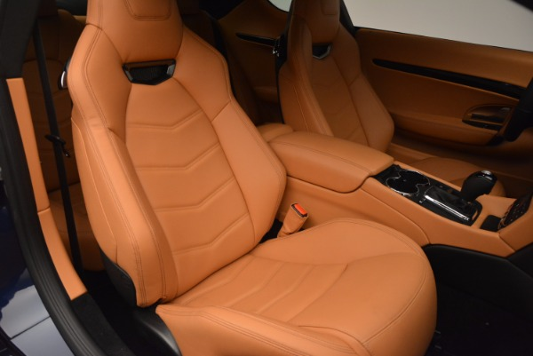 New 2017 Maserati GranTurismo Coupe Sport for sale Sold at Bentley Greenwich in Greenwich CT 06830 21