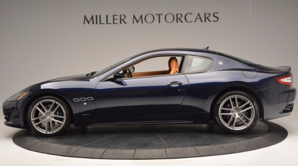 New 2017 Maserati GranTurismo Coupe Sport for sale Sold at Bentley Greenwich in Greenwich CT 06830 3