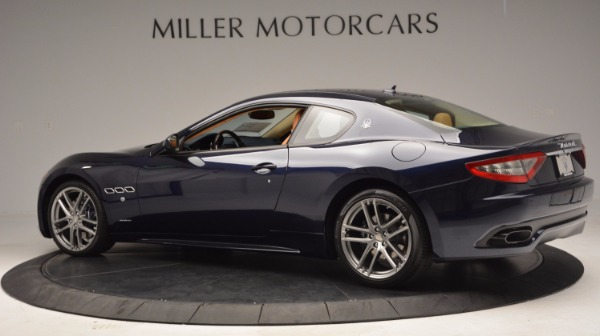 New 2017 Maserati GranTurismo Coupe Sport for sale Sold at Bentley Greenwich in Greenwich CT 06830 4