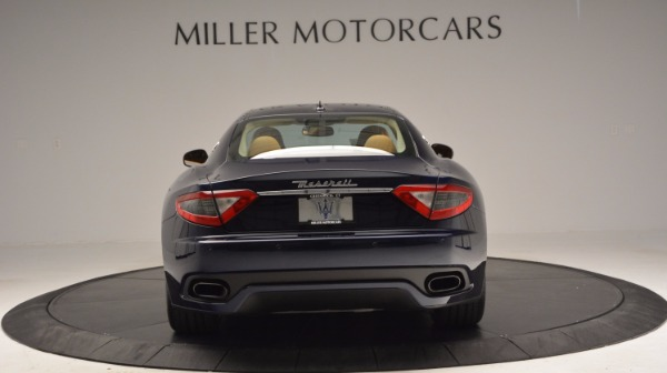New 2017 Maserati GranTurismo Coupe Sport for sale Sold at Bentley Greenwich in Greenwich CT 06830 6