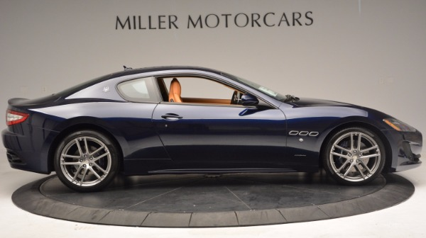New 2017 Maserati GranTurismo Coupe Sport for sale Sold at Bentley Greenwich in Greenwich CT 06830 9