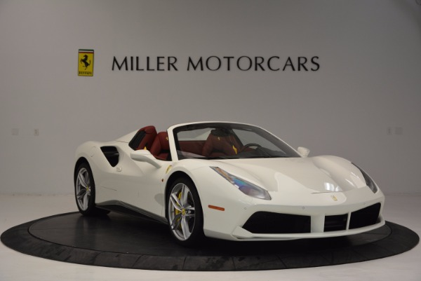 Used 2017 Ferrari 488 Spider for sale Sold at Bentley Greenwich in Greenwich CT 06830 11