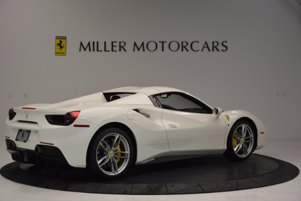 Used 2017 Ferrari 488 Spider for sale Sold at Bentley Greenwich in Greenwich CT 06830 20