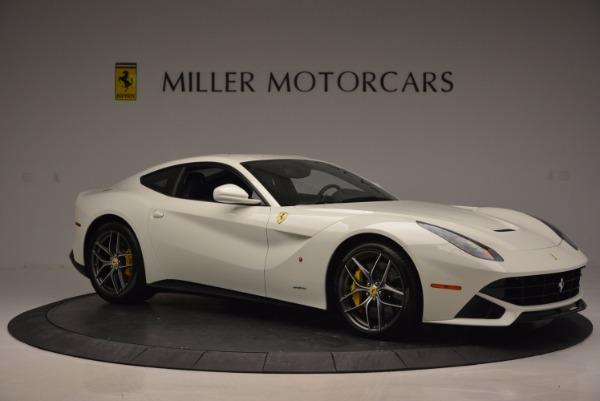 Used 2017 Ferrari F12 Berlinetta for sale Sold at Bentley Greenwich in Greenwich CT 06830 10
