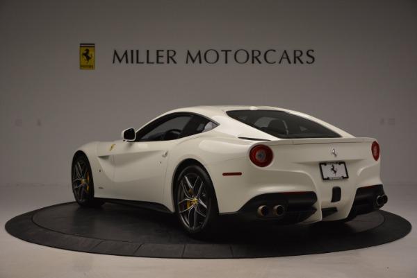 Used 2017 Ferrari F12 Berlinetta for sale Sold at Bentley Greenwich in Greenwich CT 06830 5