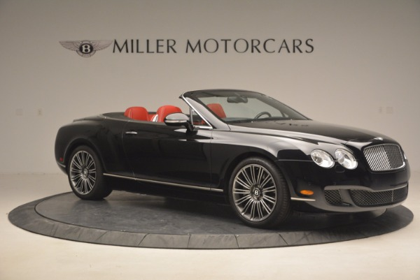 Used 2010 Bentley Continental GT Speed for sale Sold at Bentley Greenwich in Greenwich CT 06830 10