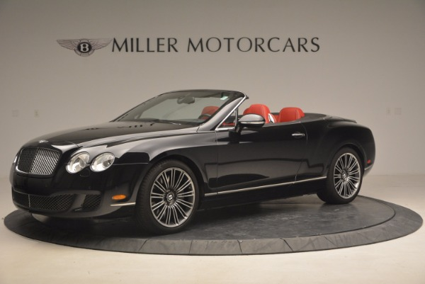 Used 2010 Bentley Continental GT Speed for sale Sold at Bentley Greenwich in Greenwich CT 06830 2