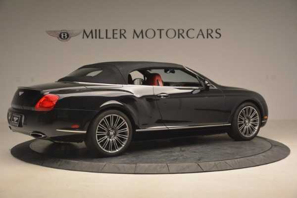 Used 2010 Bentley Continental GT Speed for sale Sold at Bentley Greenwich in Greenwich CT 06830 21