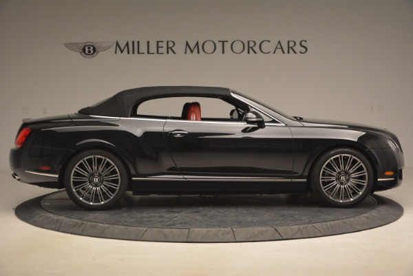 Used 2010 Bentley Continental GT Speed for sale Sold at Bentley Greenwich in Greenwich CT 06830 22