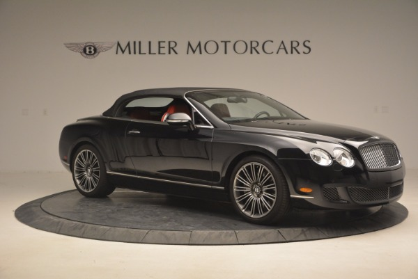Used 2010 Bentley Continental GT Speed for sale Sold at Bentley Greenwich in Greenwich CT 06830 23