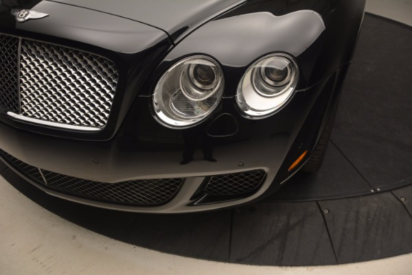 Used 2010 Bentley Continental GT Speed for sale Sold at Bentley Greenwich in Greenwich CT 06830 27