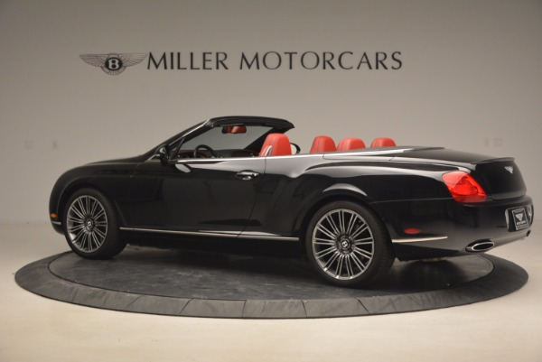 Used 2010 Bentley Continental GT Speed for sale Sold at Bentley Greenwich in Greenwich CT 06830 4