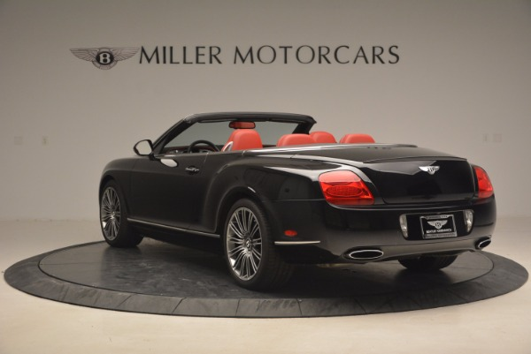 Used 2010 Bentley Continental GT Speed for sale Sold at Bentley Greenwich in Greenwich CT 06830 5