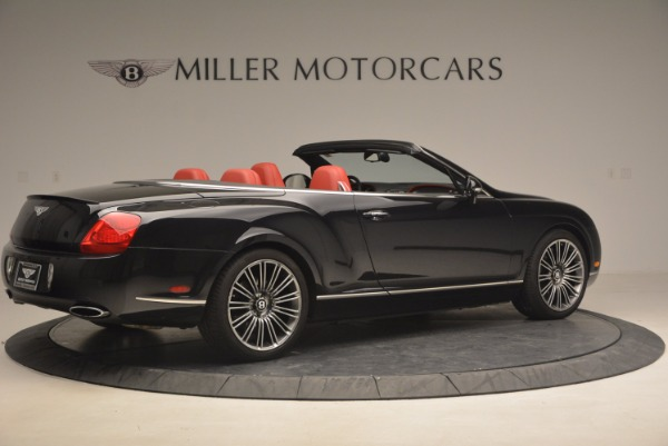 Used 2010 Bentley Continental GT Speed for sale Sold at Bentley Greenwich in Greenwich CT 06830 8
