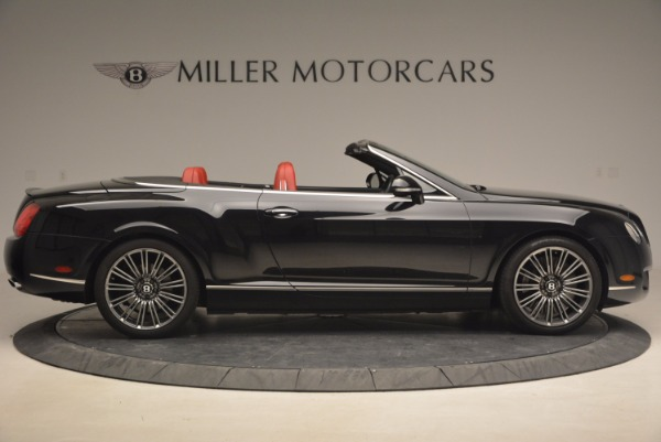 Used 2010 Bentley Continental GT Speed for sale Sold at Bentley Greenwich in Greenwich CT 06830 9