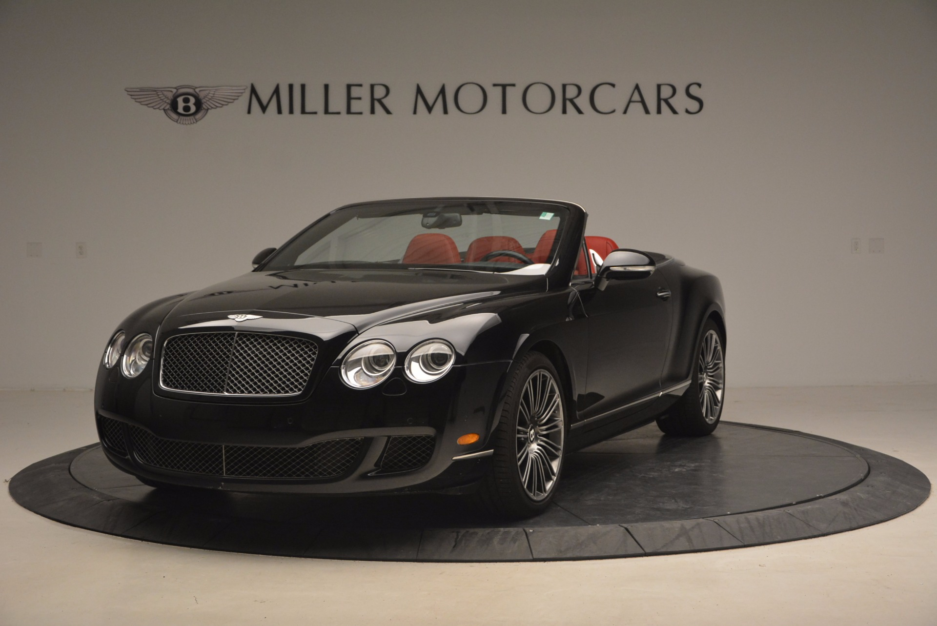 Used 2010 Bentley Continental GT Speed for sale Sold at Bentley Greenwich in Greenwich CT 06830 1