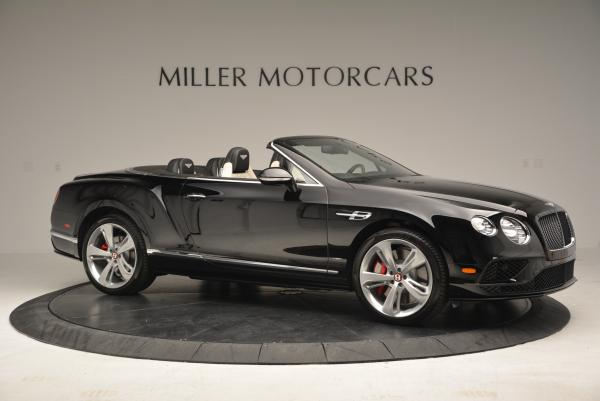New 2016 Bentley Continental GT V8 S Convertible for sale Sold at Bentley Greenwich in Greenwich CT 06830 10