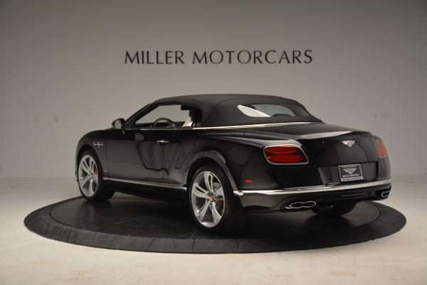 New 2016 Bentley Continental GT V8 S Convertible for sale Sold at Bentley Greenwich in Greenwich CT 06830 17