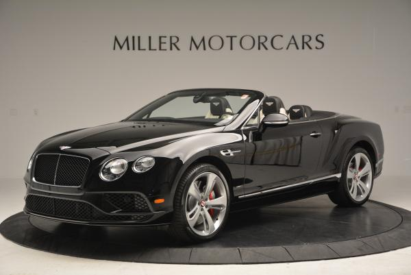 New 2016 Bentley Continental GT V8 S Convertible for sale Sold at Bentley Greenwich in Greenwich CT 06830 2