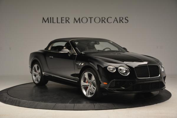 New 2016 Bentley Continental GT V8 S Convertible for sale Sold at Bentley Greenwich in Greenwich CT 06830 23